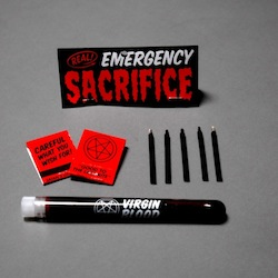 Emergency Sacrifice Kit